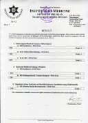 Result of Masters Level First year Programs Regular and Supplementary Exam 2076