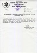 Notice Regarding Practical exam of MD Dermatology, Venereology & Leprology.